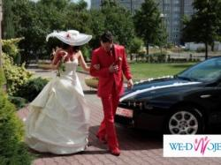 Sprzedam Suknię Agnes Model  1685 z 2008r.w kolorze ecru.
