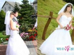 Sprzedam suknię Annais Bridal, model Kate