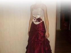 Sprzedam suknie balowo-wieczorową