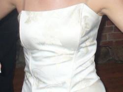 Sprzedam suknię beżową