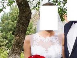 """Sprzedam suknię by Ola Ola """"Cecylia"""" rozm. 34"""