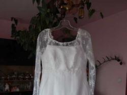 sprzedam suknię ciążową - 6 miesiąc