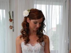 Sprzedam suknie CYMBELINE-kolekcja 2008 - model ANNE