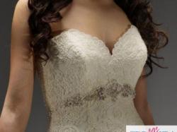 Sprzedam suknie Diane Legrand 13st3 roz.38 ivory