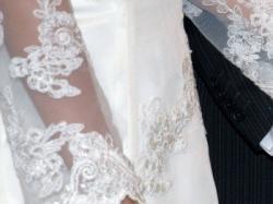 Sprzedam suknie -ecru 36 szyta na wzór sincerity 3143