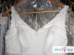 Sprzedam suknię ecru Pronuptia