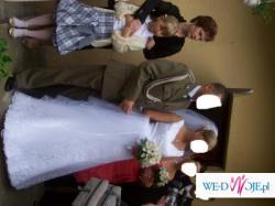 Sprzedam suknię EVITA stan idealny z możliwością poprawek w salonie