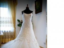 Sprzedam suknię - model Akron, Blue by Enzoani