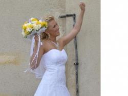 sprzedam suknie skubna MS MODA 2009