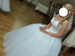 sprzedam suknię śliczna