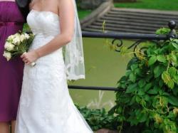 Sprzedam suknię ślubą Gaccio H'erms