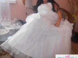 sprzedam suknie slublna nowa 550 zl
