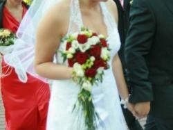 sprzedam suknie ślubną !!!!