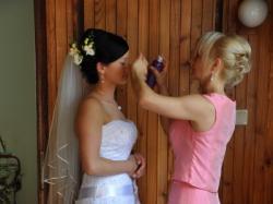 sprzedam suknie ślubną
