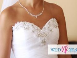 Sprzedam suknie ślubną!!