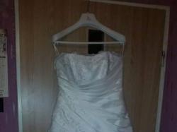 sprzedam suknie slubną