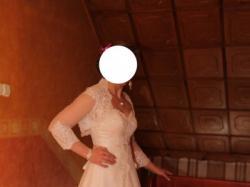 Sprzedam Suknie Ślubną 2014r.