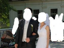 Sprzedam suknię ślubną 34/36