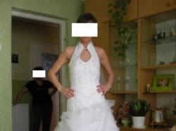 sprzedam suknie slubna 34/36