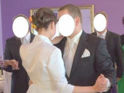 sprzedam suknię ślubną 36/38 ecru 164+10 cm obcas