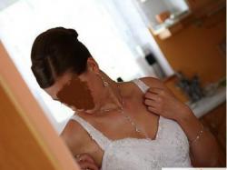 sprzedam suknię ślubną 38/40 z bolerkiem i welonem