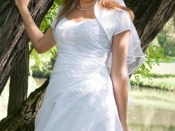 sprzedam suknie ślubną 40
