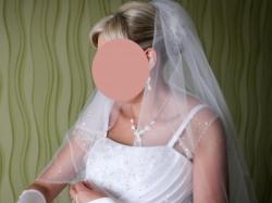 Sprzedam suknię ślubną 40-42