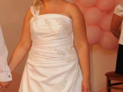 sprzedam suknię ślubną 44