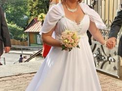 Sprzedam suknię ślubną 48 50
