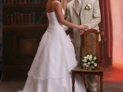 Sprzedam suknię ślubną 500 zł