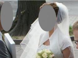 Sprzedam suknię ślubną (800zł do negocjacji)