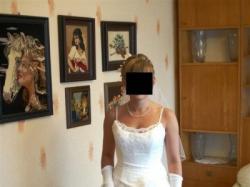 *sprzedam suknie ślubną*
