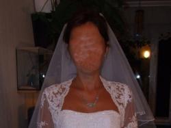 Sprzedam suknię ślubną,