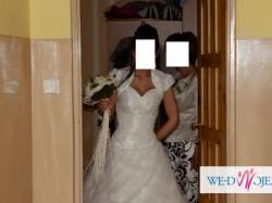 Sprzedam suknię ślubną!!