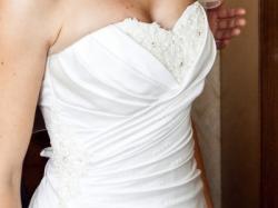 [SPRZEDAM] Suknię ślubną Agnes 10098 kolekcja 2010 + GRATISY