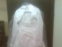 Sprzedam suknię ślubną Agnes model 10057  + bolerko + buty