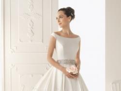 Sprzedam suknie ślubną Aire Barcelona RIAZ plus dodatki