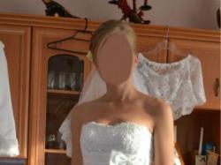 Sprzedam Suknię ślubną ANNAIS BRIDAL BONNIE r. 38