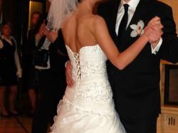 sprzedam suknię ślubną annais bridal, model carrera, rozm. 34