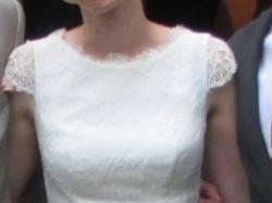 sprzedam suknię ślubną Anny Kary Elena -Poznań