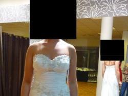 sprzedam suknię ślubną ASIA - ELIANNA MOORE