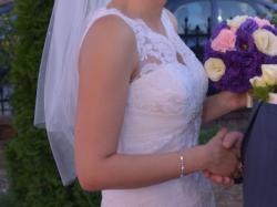 Sprzedam suknię ślubną Aspera