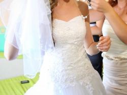 Sprzedam Suknie Ślubną Beluno r. 36-38