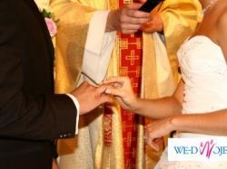 Sprzedam suknię ślubną BENJAMIN ROBERTS 912