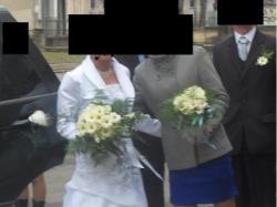 Sprzedam suknie Ślubną białą
