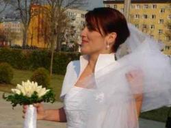 Sprzedam suknię ślubną - białą