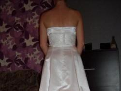 Sprzedam suknię ślubną białą rozm. 36