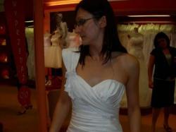 Sprzedam suknię ślubną - biała, rozm. 36