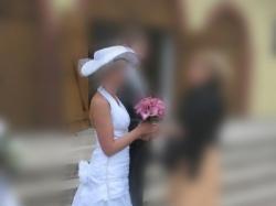 Sprzedam suknię ślubną BIANCANEVE model 509 rozmiar 34