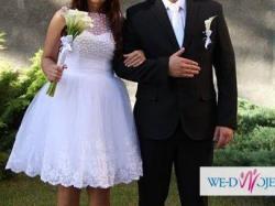 Sprzedam suknię ślubną (Buty Gratis) :)